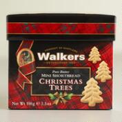 Walkers Mini Shortbread Christmas Tree Cookies