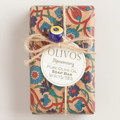 Olivos Turkish Rosemary Soap