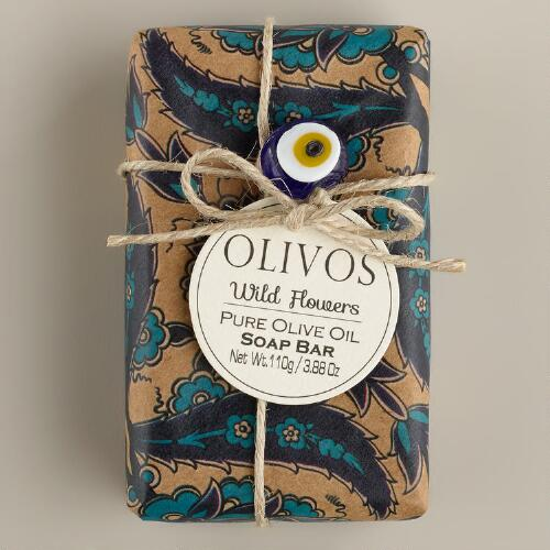 Olivos Turkish Wild Flowers Soap