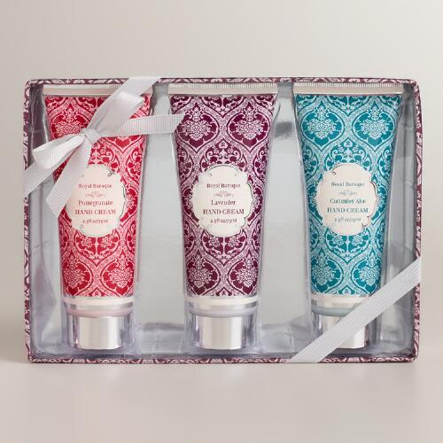 Hand Cream Trio, Set of 3