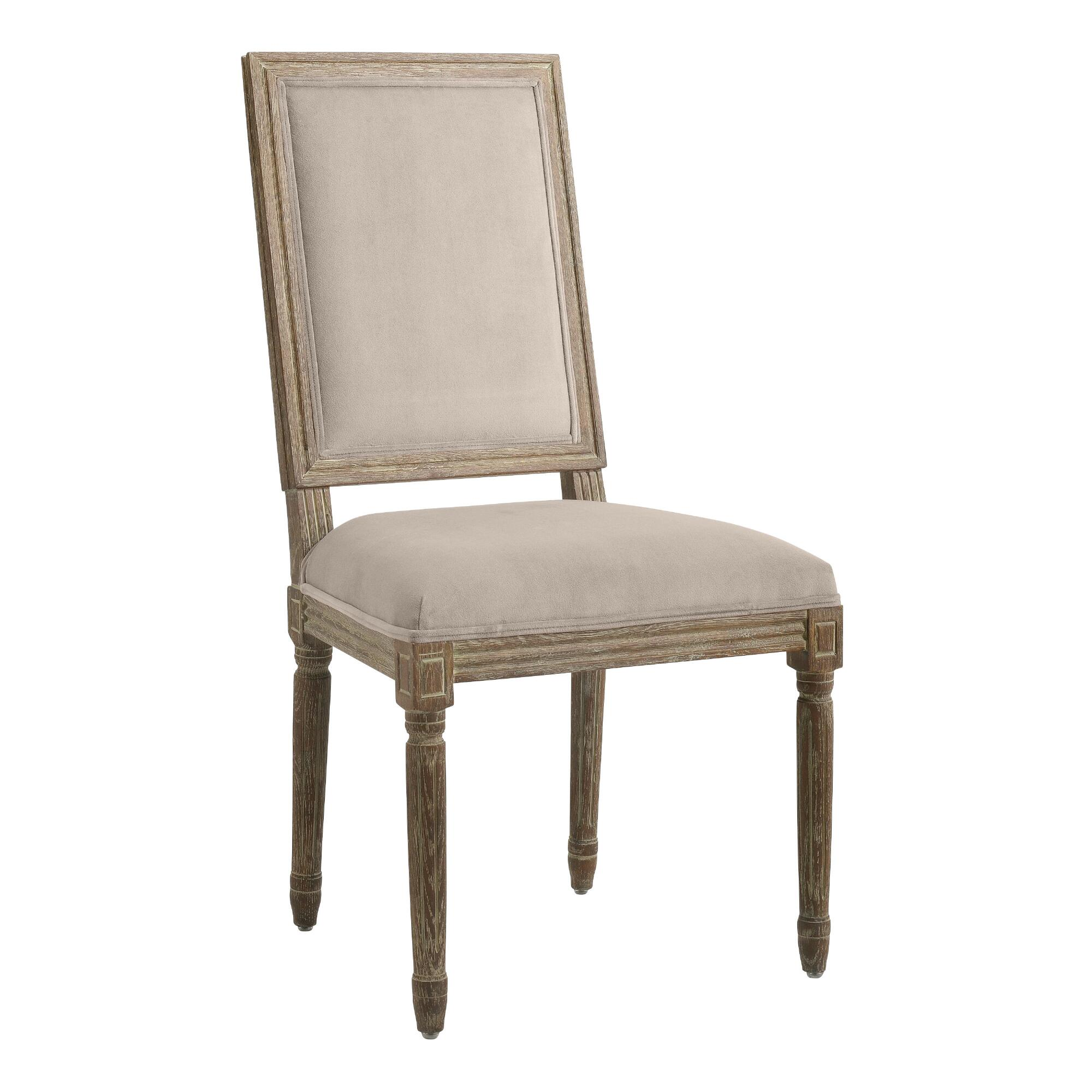 World Market Furniture Reviews: Cocoa Square-Back Paige Dining Chairs Set Of 2