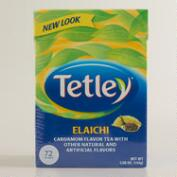 Tetley Elachi Tea, 72-Count