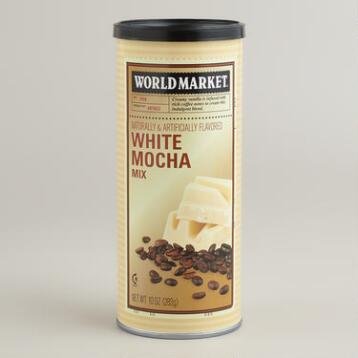 World Market® White Mocha Cocoa Mix
