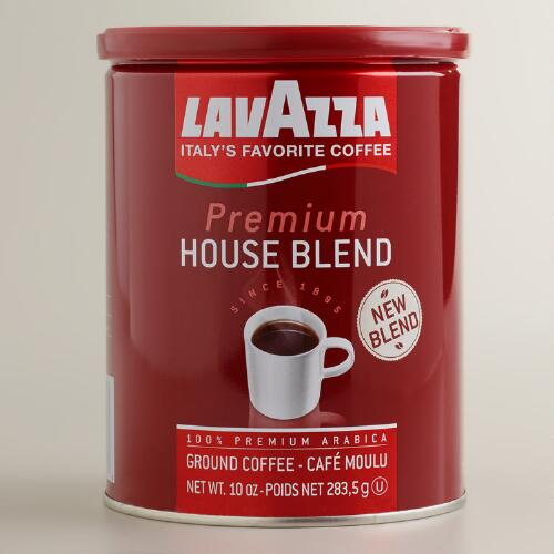 Lavazza Premium House Blend Coffee