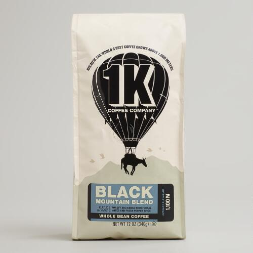 1K Black Mountain Blend Coffee