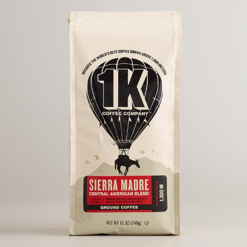 1K Sierra Madre Ground Coffee