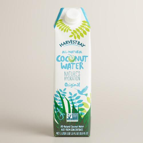 1L Harvest Bay Coconut Water