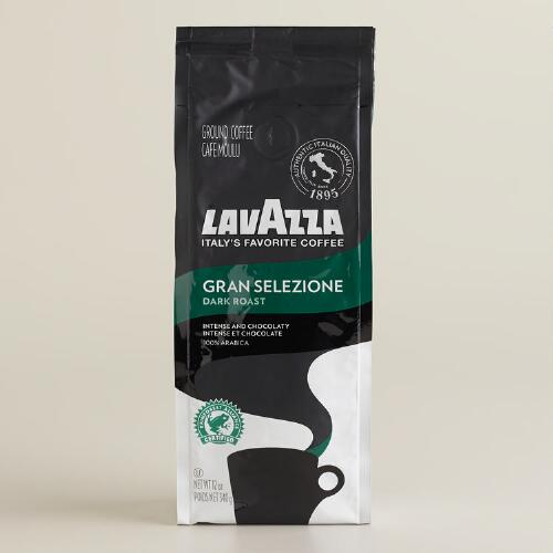 Lavazza Gran Selezione Coffee, Set of 6