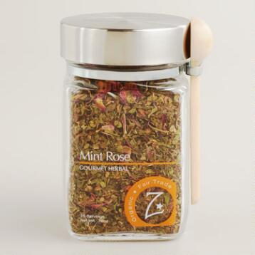 Zhena's Gypsy Tea Mint Rose Loose Leaf Tea