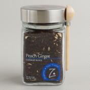 Zhena's Gypsy Tea Peach Ginger Loose Leaf Tea