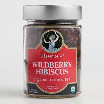 Zhena's Gypsy Tea Wildberry Hibiscus Loose Leaf Tea