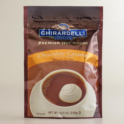 Ghirardelli Caramel Hot Cocoa Mix