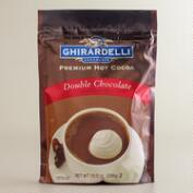 Ghirardelli Double Chocolate Hot Cocoa Mix, Set of 6