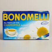 Bonomelli Chamomile Tea, 10-Count