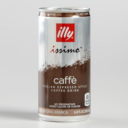 Illy Ready-to-Drink Coffee