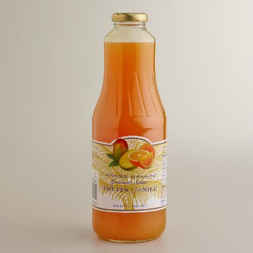 Fruit of the Nile Mango Orange Nectar