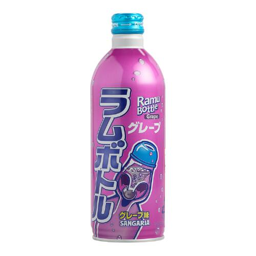 Ramune Grape  Soda