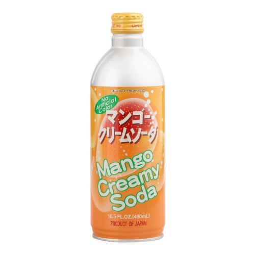 Ramune Mango Cream Soda