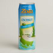 Zola Natural Coconut Water