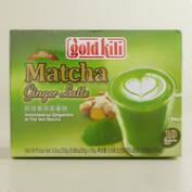 Gold Kili Matcha Ginger Latte Instant Tea