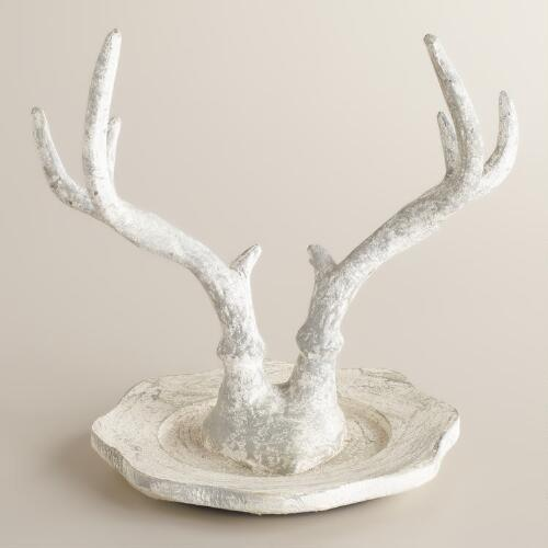 Antler Jewelry Stand