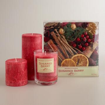 Holiday Classics Sugared Berry Fragrance Collection
