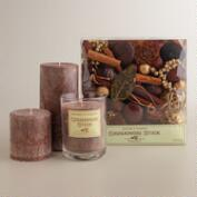 Holiday Classics Cinnamon Stick Fragrance Collection