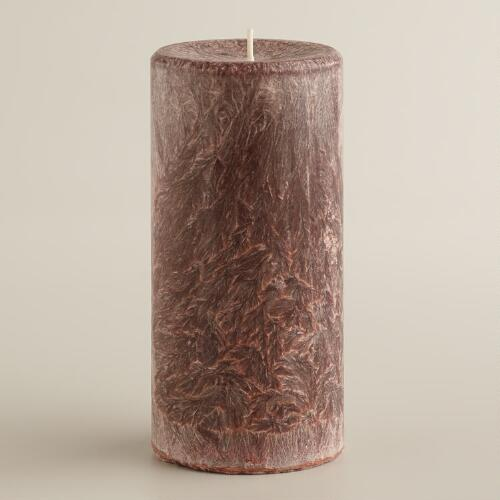 "3"" x 6"" Cinnamon Stick Pillar Candle"