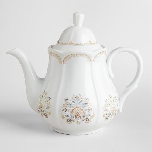 Downton Abbey Teapot