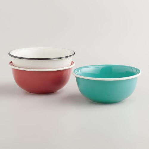 Nordic Spirit Bowls, Set of 3