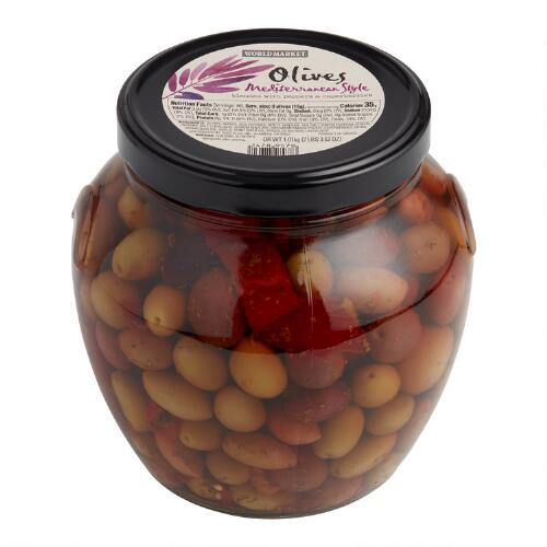 World Market® Mediterranean Blend Olives