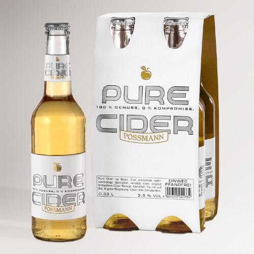 Possman Pure Cider, 4-Pack