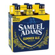 Sam Adams Seasonal Brew 6-Pack