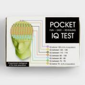 Pocket I.Q. Test