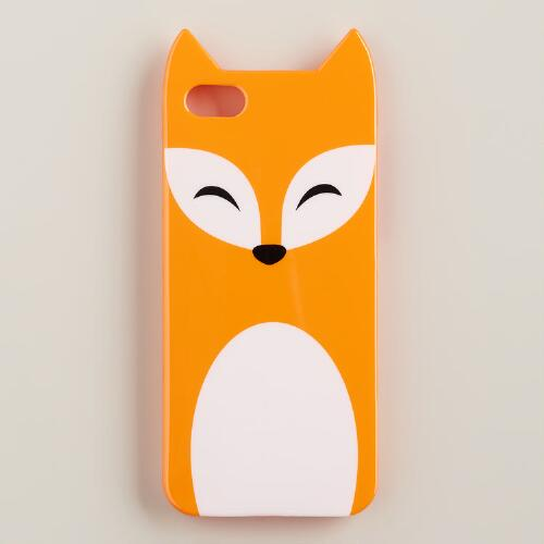 Funky Fox iPhone 5 Case