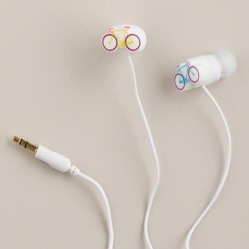 Bikes Earbuds
