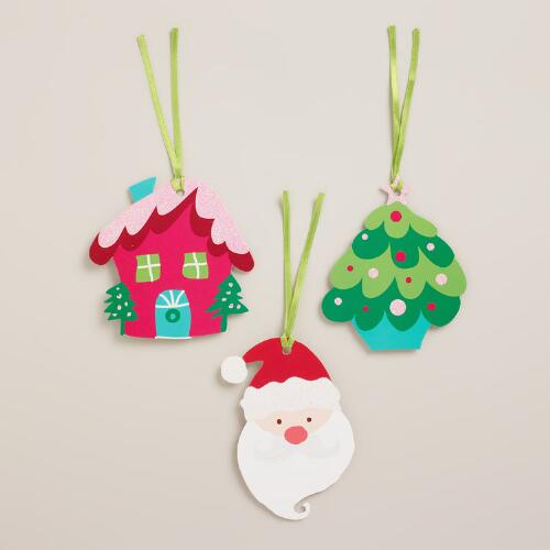 Sweet Holidays Gift Tags, Set of 6