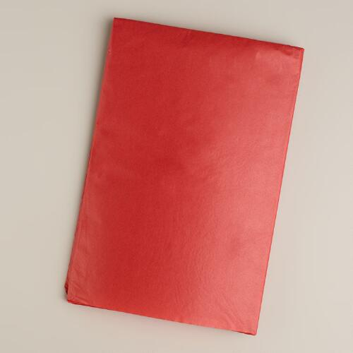 Red Tissue Paper, 20-Count