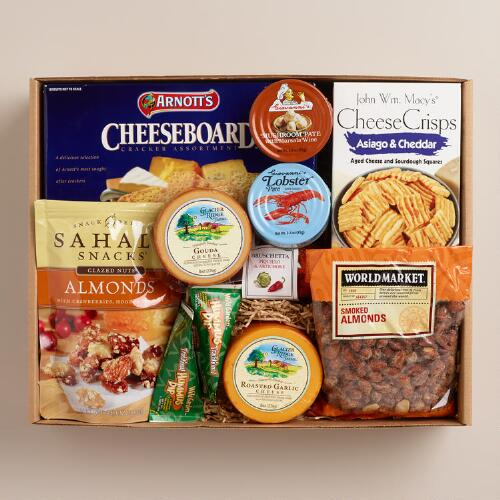 Cocktail Munchies Gift Package