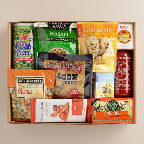 Flavors of the World Gift Package