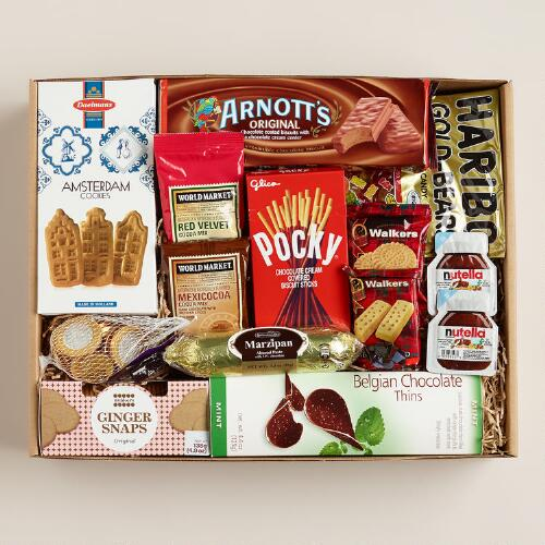 Global Sweets Gift Package
