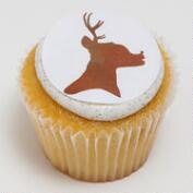 Ticings Reindeer Icing Toppers, 15-Count