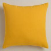 Yellow Outdoor Throw Pillows