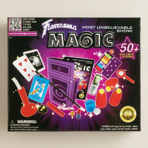 Fantasma Magic Show Boxed Kit