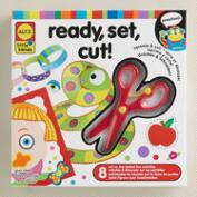 Little Hands Ready, Set, Cut! Craft Activity Kit