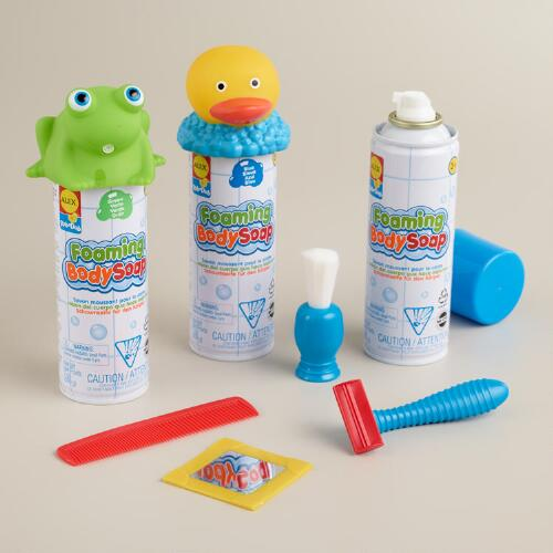 Rub-a-Dub Shaving in the Tub Play Set Collection
