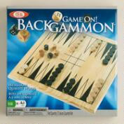 Ideal Game On! Backgammon Set
