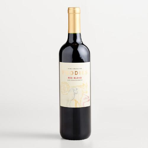 Foodies California Red Blend