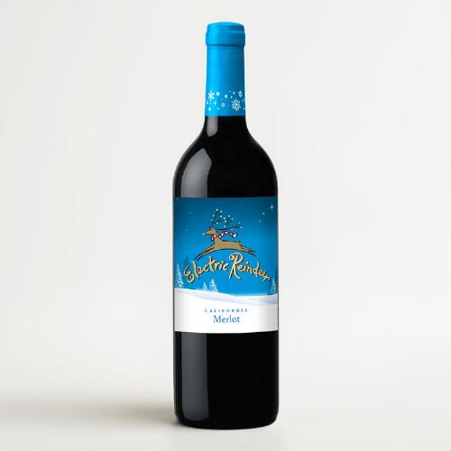 Electric Reindeer Merlot