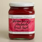 Clearbrook Farms Strawberry Rhubarb Fruit Tart Filling